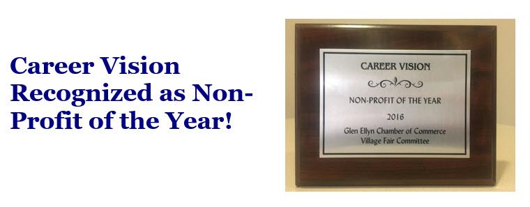 Award nonprofit